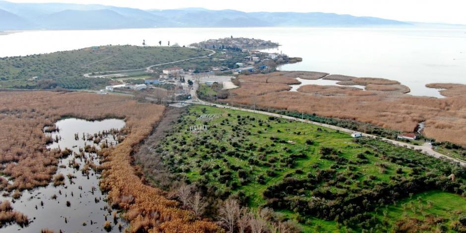 2500 yıllık mezarlık açık hava müzesi oluyor!