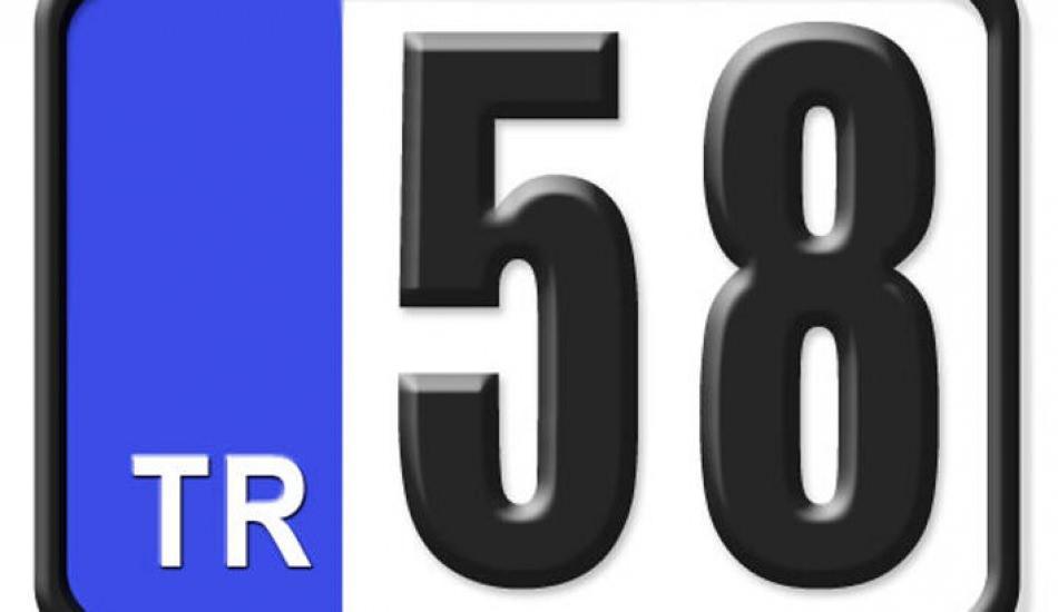 58 nerenin plaka kodu? 58 plakası nereye ait, hangi şehir? Sivas ilçe plaka harfleri