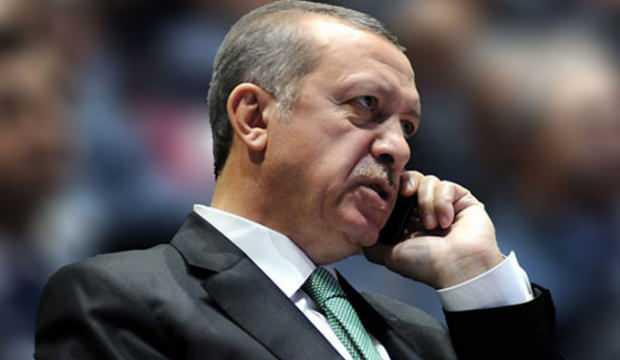 """Erdoğan'dan """"Filenin Efeleri""""ne tebrik telefonu!"""