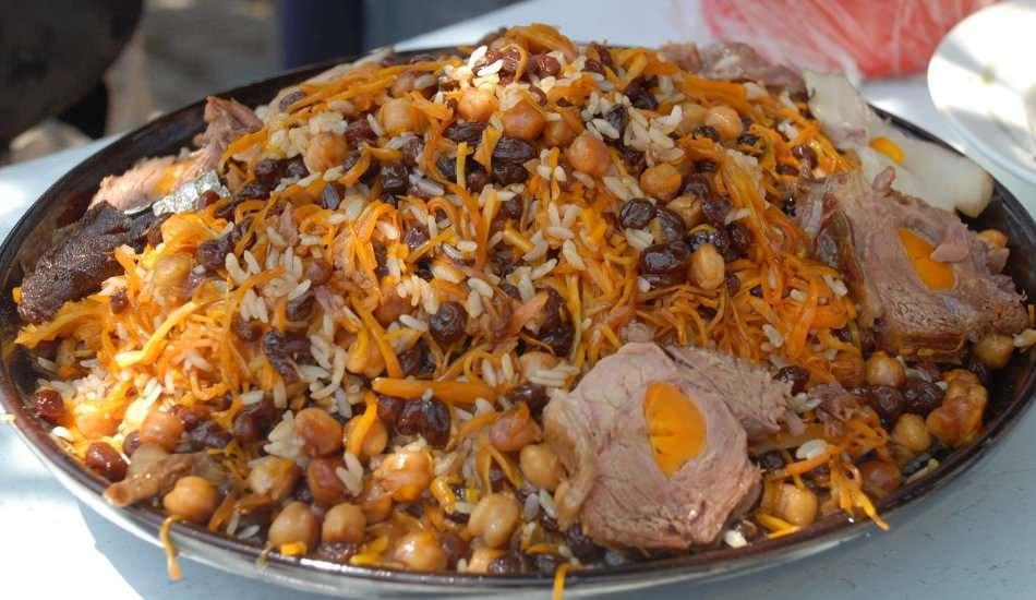Özbek pilavı nedir ve nasıl pişirilir? En kolay Özbek pilavı tarifi