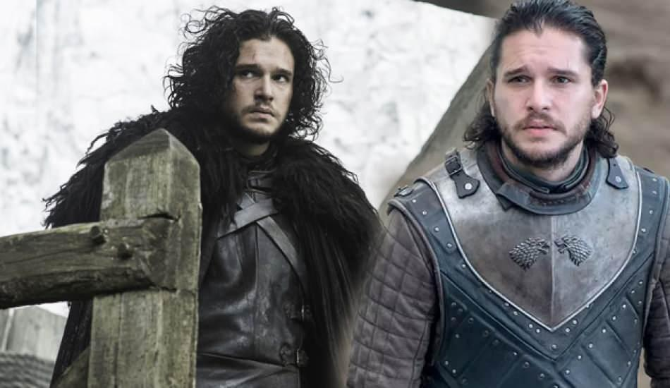 Game Of Thrones'in ünlü yıldızı Kit Harington karantinada koşu yaptı!