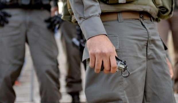 İsrail güçleri Batı Şeria'daki hastaneye ses bombası attı