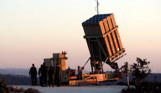İsrail Kızıldeniz kıyısına demir kubbe yerleştirdi