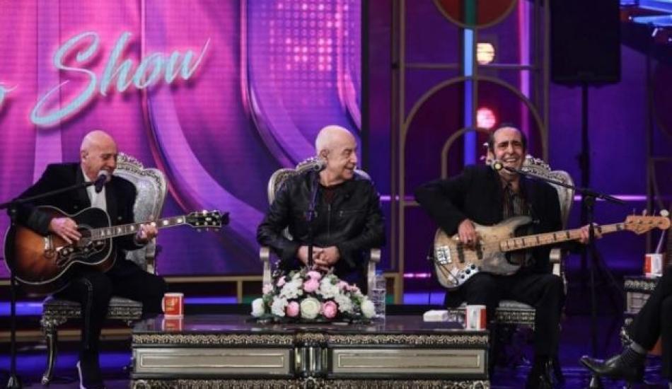 """Mazhar Alanson ilk kez İbo Show'da açıkladı: """"Dede oldum"""""""