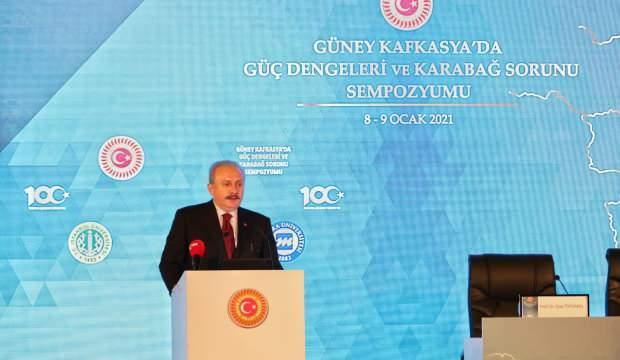 Mustafa Şentop: Salgının aşısı da küresel olmalı