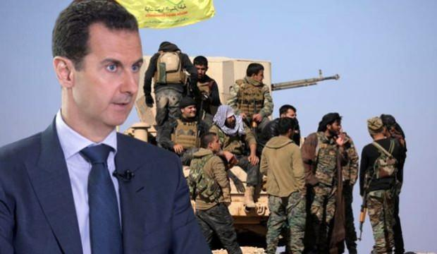 Terör örgütü YPG, Kamışlı'da Esed rejimini kuşattı