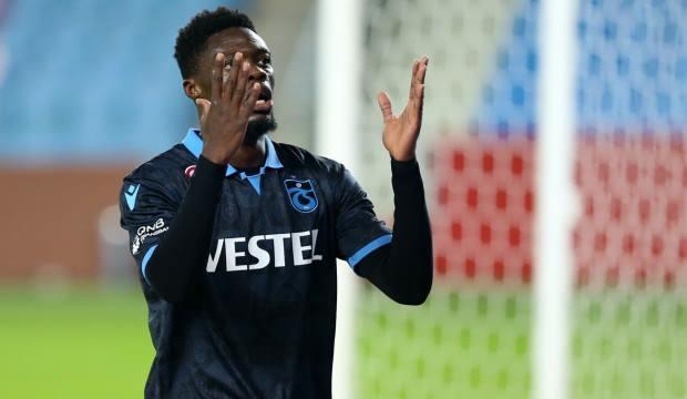 Trabzonspor'u Caleb Ekuban sırtlıyor