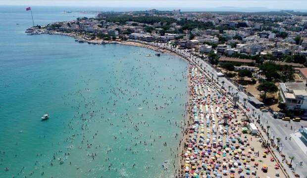 Rus turistin tercihi yine Antalya oldu