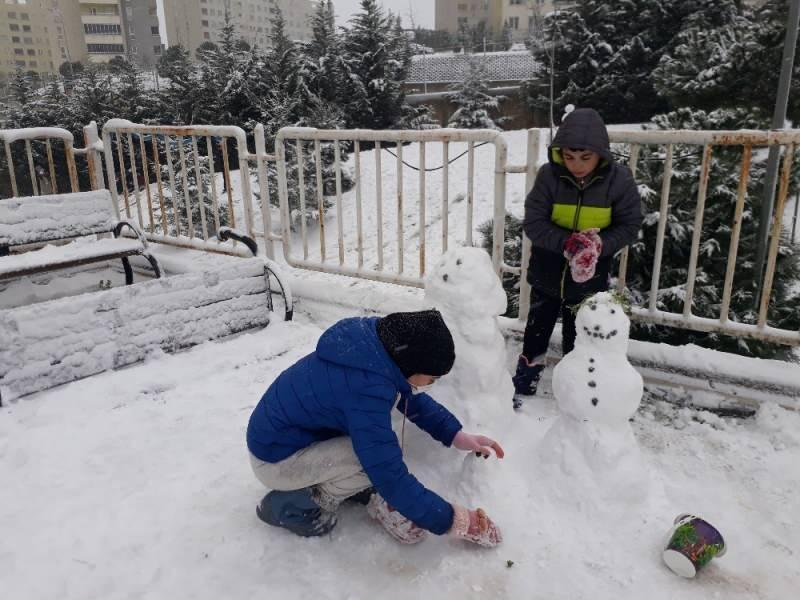 Son dakika: Meteoroloji'den yeni uyarı! İstanbul'da kar ne kadar sürecek?