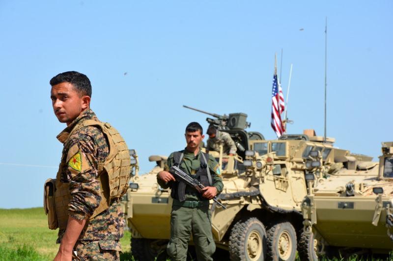 Adalet Bakanlığı YPG'nin, PKK'nın kolu olduğunu kabul etti
