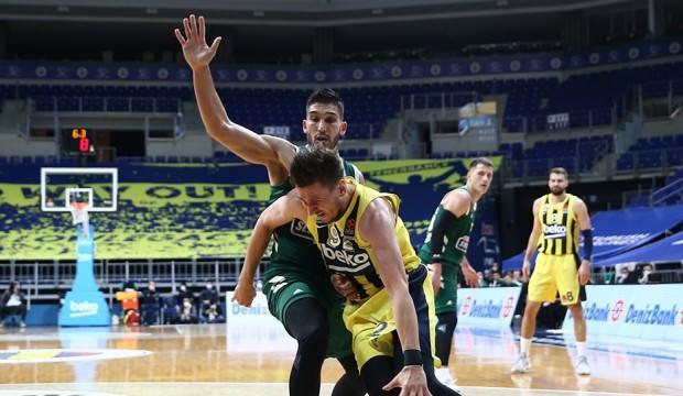 Fenerbahçe, Panathinaikos'u dağıttı!