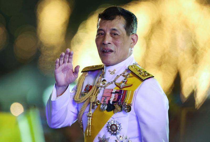Kral Maha Vajiralongkorn