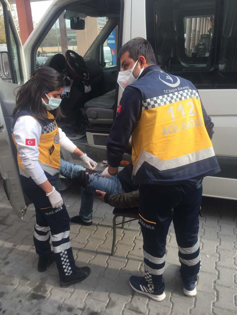 Adana haberleri Akılalmaz olay! Aracında uyurken bıçaklandı - 14 Ocak 2021
