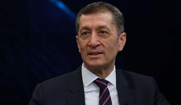 Son dakika: Milli Eğitim Bakanı Selçuk'tan açıklama!
