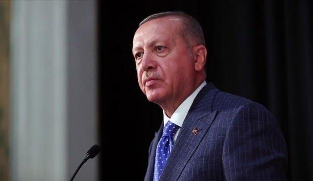 Başkan Erdoğan bugünkü mesaisini paylaştı!