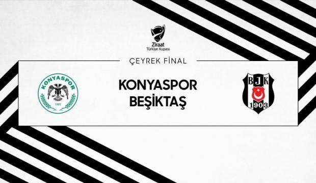 Beşiktaş ve Konyaspor arasında logo polemiği