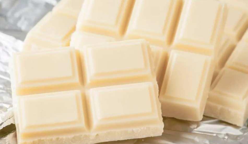 Beyaz çikolatanın zararları nelerdir? Beyaz çikolata gerçek çikolata mı?