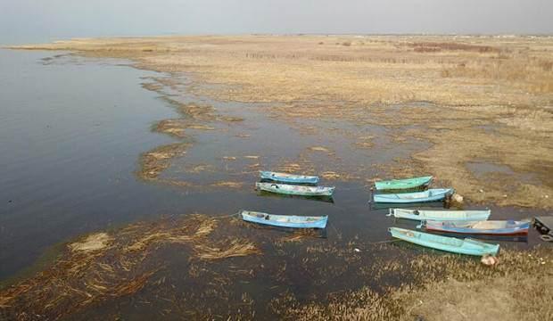 Beyşehir Gölü ağlıyor! 50 metre çekildi