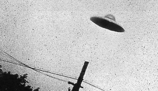 CIA elindeki tüm UFO belgelerini halka açtı