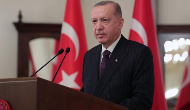 Cumhurbaşkanı Erdoğan, Şehit Yarbay Cömert'in ailesine başsağlığı diledi