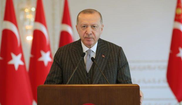 Erdoğan'dan tarihçi ve yazar Niyazi Birinci için başsağlığı mesajı