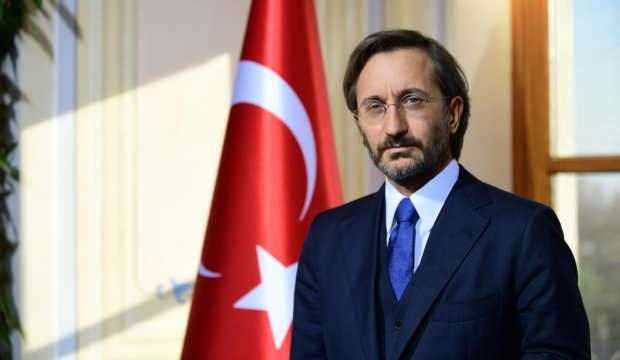 İletişim Başkanı Altun: Türkiye markasını güçlendirmek için çalışacağız