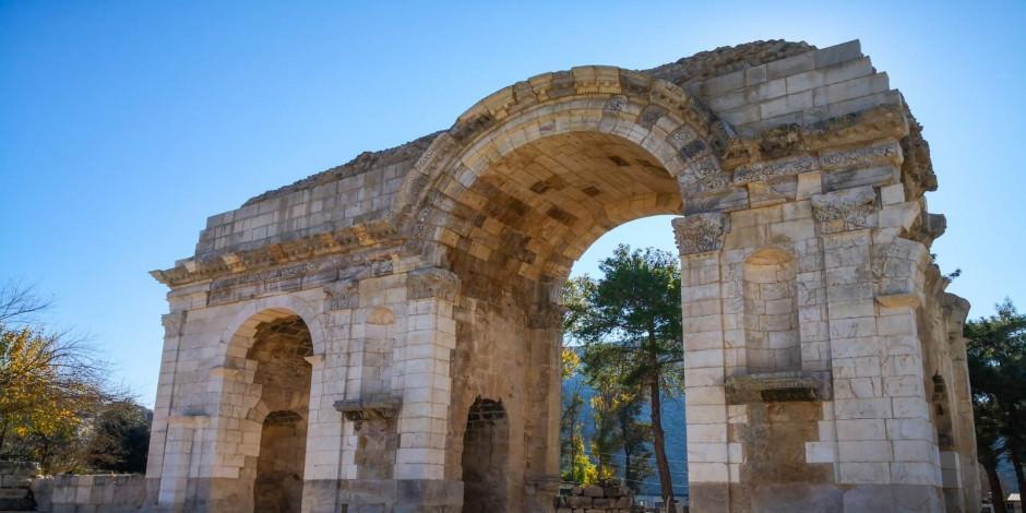 Efes'in 5 katı büyüklüğünde! Anavarza Antik Kenti