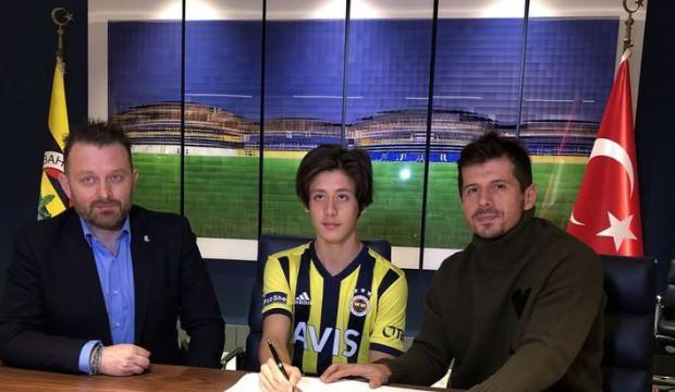 Fenerbahçe, Arda Güler'e 2,5 yıllık imza attırdı