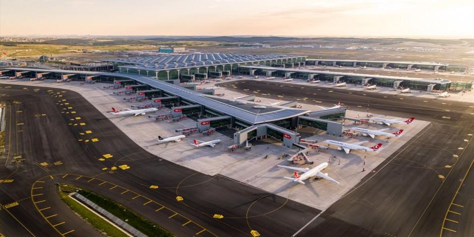 """İstanbul Havalimanı """"dünyanın en iyi havalimanlarına"""" aday"""