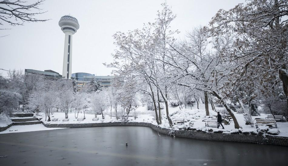 Kış aylarında Ankara'da mutlaka gidilmesi gereken 4 yer