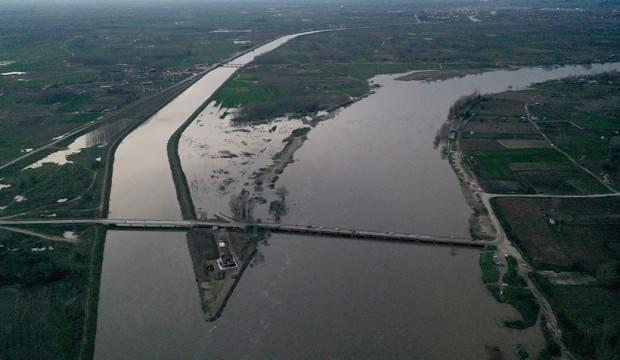 'Kanal Edirne' taşkın riskini baypas etti
