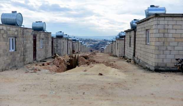 Savaş mağdurlarından kalıcı konutlar için Türkiye'ye teşekkür