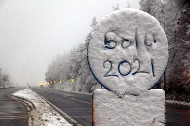Son dakika: İstanbul'da kar kapıya dayandı!