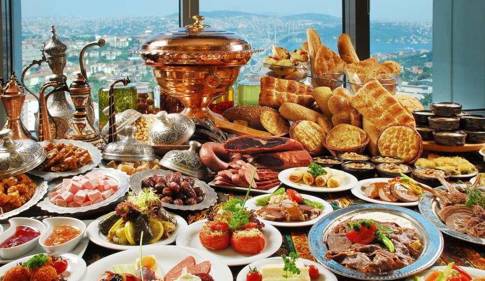 Türk mutfağı dünya listesinde!