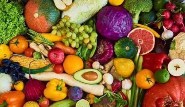 Uzmanı, bağışıklık güçlendirici sebze ve meyveleri renklerine göre sıraladı