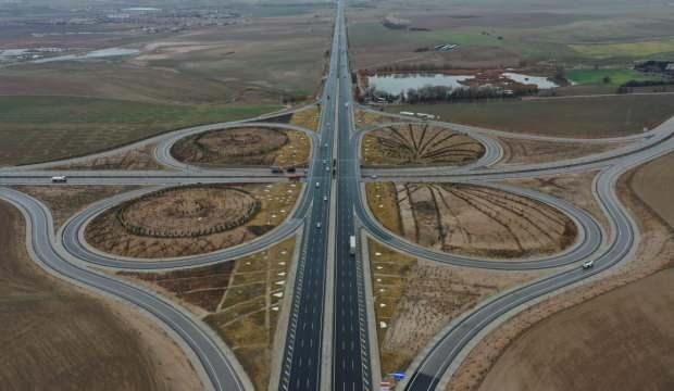 Yenikent-Temelli Yolu hizmete açıldı