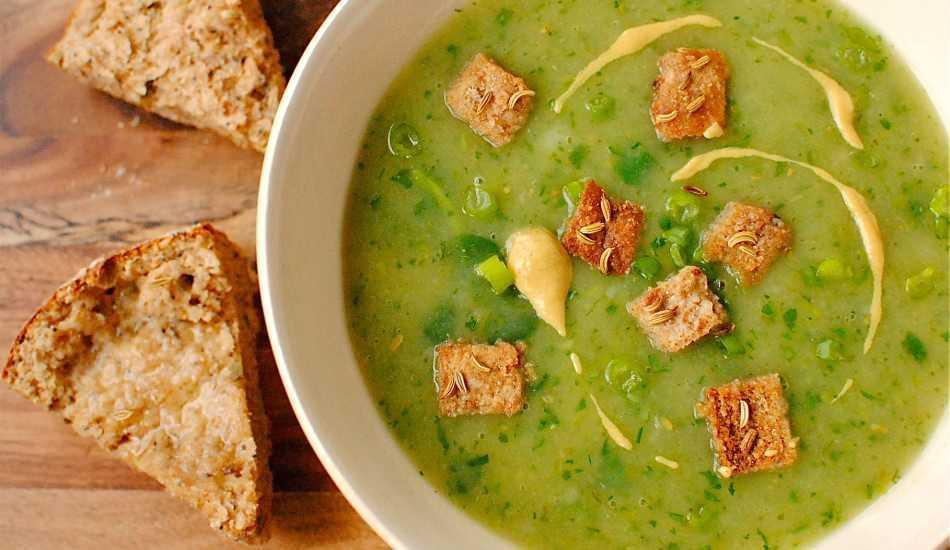 Yeşil kış çorbası nasıl yapılır? Şifalı yeşil çorba tarifi