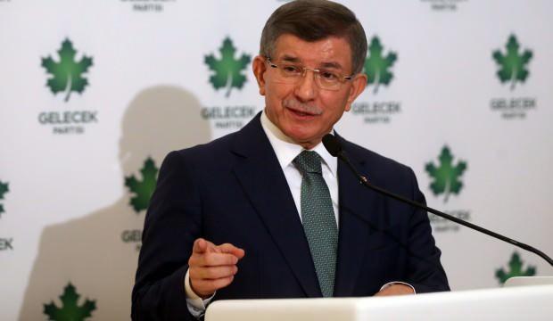 Davutoğlu'ndan Erdoğan'a ilginç uyarı: Tasfiye etmek istiyorlar!
