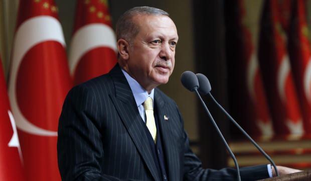 Erdoğan BİP ve Telegram'dan bugünün programını paylaştı