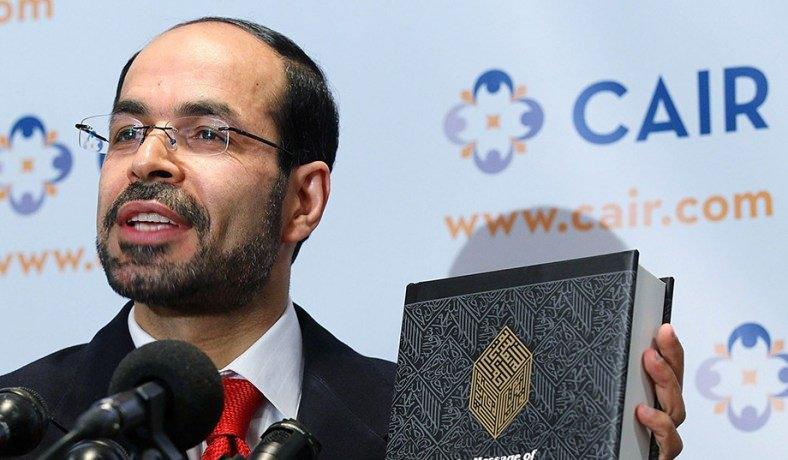 CAIR Direktörü Nihad Awad