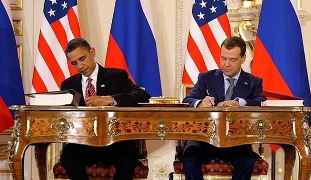 ABD ile Rusya arasında Obama döneminde 8 Nisan 2010 yılında imzalanan yeni START anlaşması