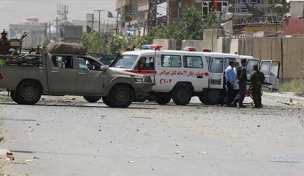 Afganistan'da bombalı saldırı: 6 polis yaralandı