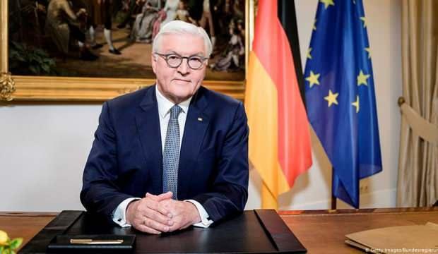 Almanya'dan Biden'a tebrik mesajı