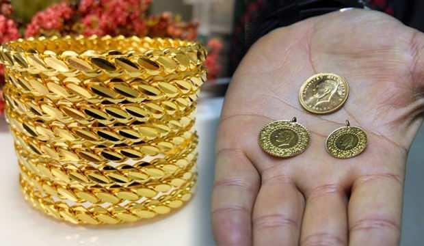 Altın fiyatları düşüşte! 22 Ocak: Çeyrek altın Gram altın Bilezik alış satış fiyatı