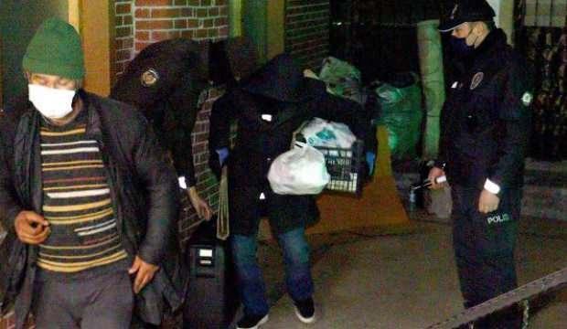 Ankara'daki evsizler otellere yerleştirildi