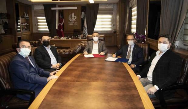 Bağcılar Belediyesi ile İstanbul Medeniyet Üniversitesi arasında iş birliği protokolü imzalandı