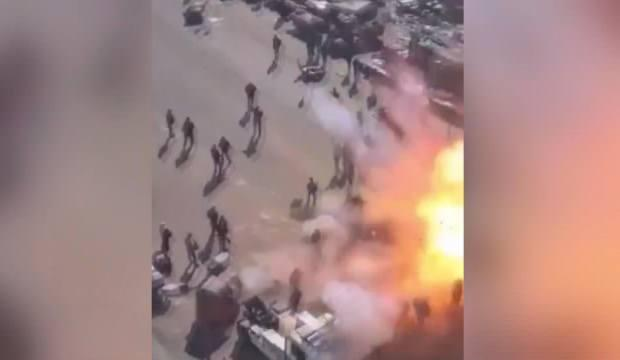 Bağdat'taki katliamı terör örgütü DEAŞ üstlendi
