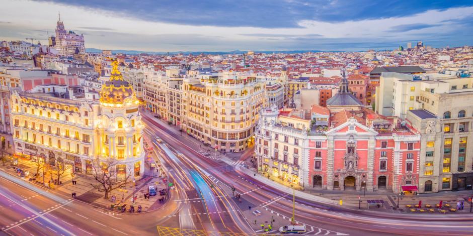 """Barselona ve Madrid """"Dünyanın en iyi 10 şehri"""" listesine girdi"""