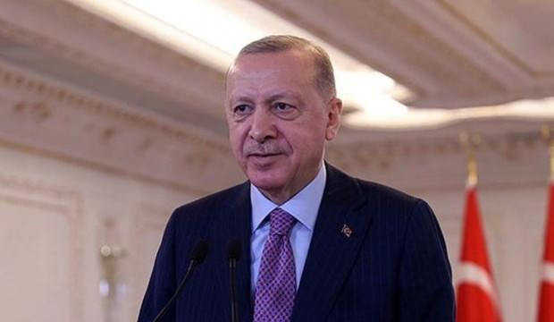 Başkan Erdoğan'dan paylaştı: Saat 13:00'da...