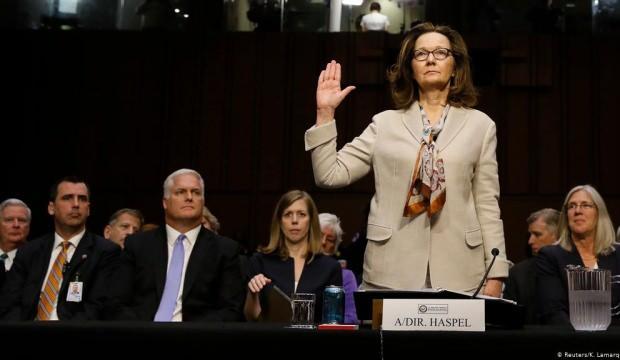 CIA Direktörü Gina Haspel, istifa etti!
